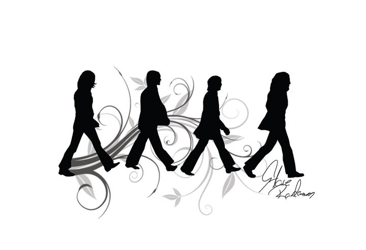 Illustrator - The Beatles