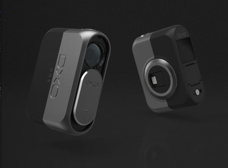 DXO One - by DXO Labs and Huge Design / Core77 Design Awards