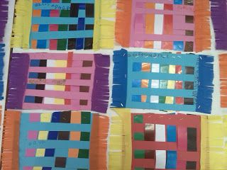 Νηπιαγωγείο, το πρώτο μου σχολείο: Υφαντική τέχνη