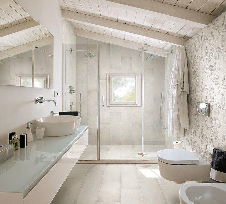 #Cerdomus #Chrome White 50x100 cm 60111 | #Gres #pietra #50x100 | su #casaebagno.it a 39 Euro/mq | #piastrelle #ceramica #pavimento #rivestimento #bagno #cucina #esterno