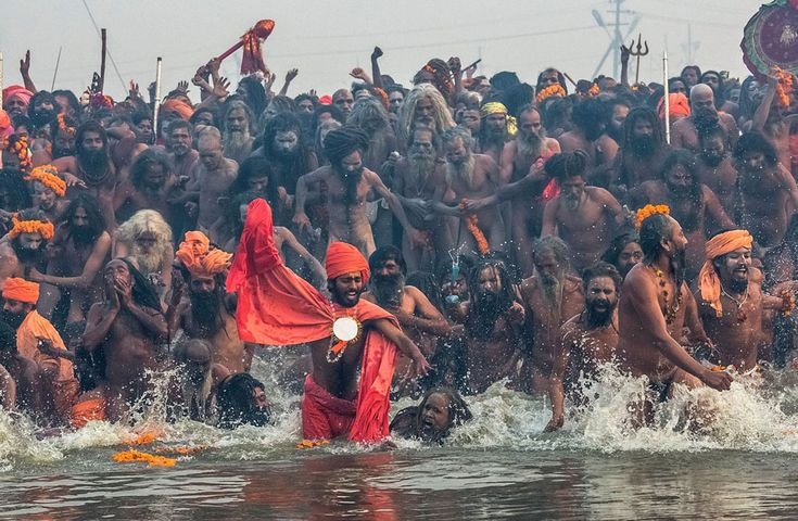 Kumbh Mela: The Largest Gathering on Earth - In Focus - The Atlantic