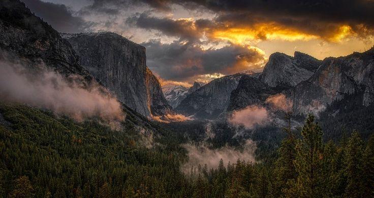 Yosemite National Park,California.