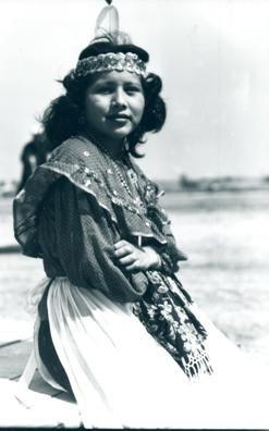 Mary Snake, Delaware Tribe, 1947.  The Lenape are Native American/Native…