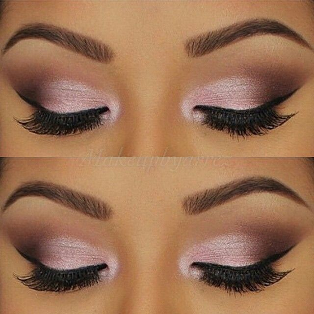 Goodmorning beauties and happy #Friday repost from @makeupbyarrez #tbt one of my favorite looks using all @motivescosmetics eyeshadows. Heiress, pink diamond, vino, chocolight, cappuccino, and vanilla