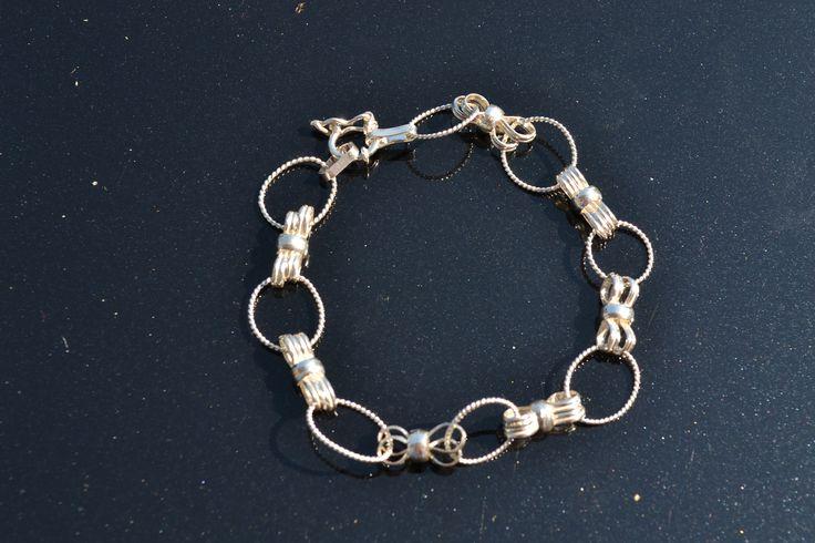 www.dczilverjuwelier.nl #armband #zilver