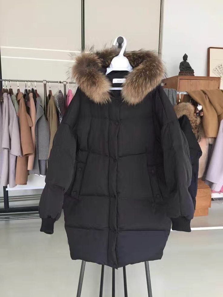 Buy my pin stuff plz add wechat:aj885982 Facebook :Jolieding #downcoat #koreanfashion