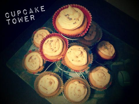 Love making cupcakes #AlidaRyder