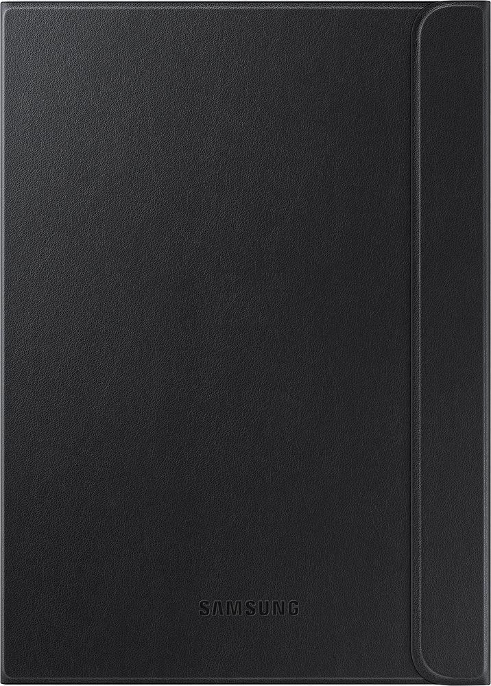 Samsung - Book Cover for Samsung Galaxy Tab S2 9.7 - Black