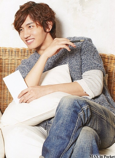 """I'm a sucker for smiles, and that's basically how Changmin became my favorite member in DBSK. haha Plus he likes to eat, thus adding another person to the """"Scooby-esque"""" list."""