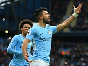 Team News: Sergio Aguero to captain Manchester City against Wolverhampton Wanderers