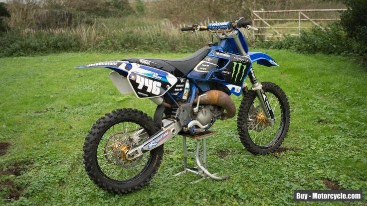 Yamaha YZ 125 97 Motocross Bike & Trailer #yamaha #yz125 #forsale #unitedkingdom