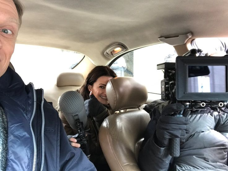 #tbt to working with this new and frankly inexperienced crew member. Always great to give newcomers a start in the business @AbsentiaSeries
