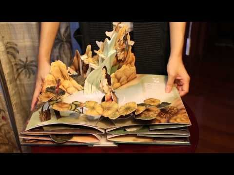 Pop Up Book : Thai Animal Myths - YouTube