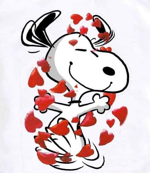 Snoopy Hearts Love Papel De Parede Do Snoopy Snoopy