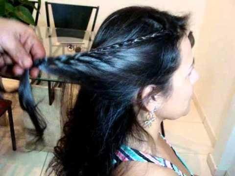 Trança Costela de Adão: aprenda um penteado novo - VilaMulher