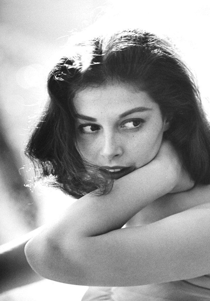 Pier Angeli by Allan Grant, june 1954