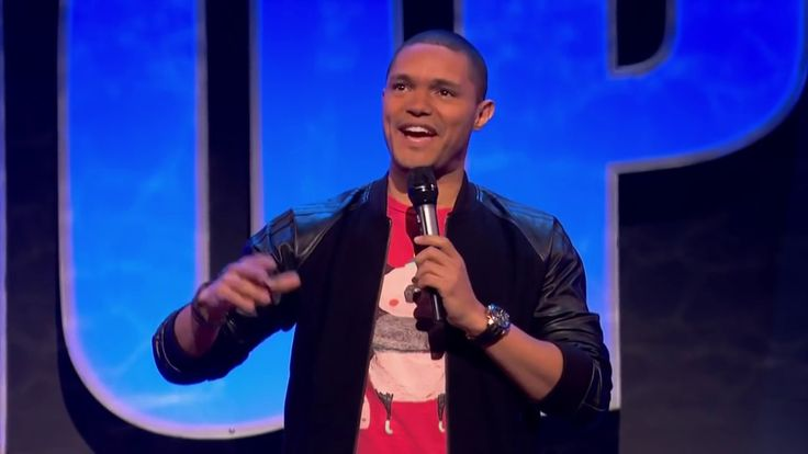 Trevor Noah makes fun of Britain on The John Bishop Show