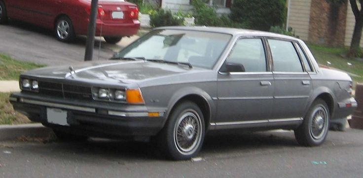 87 buick century limited Had one of these and it had a great engine.