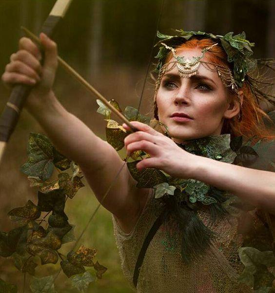 ~ elvish archer ~