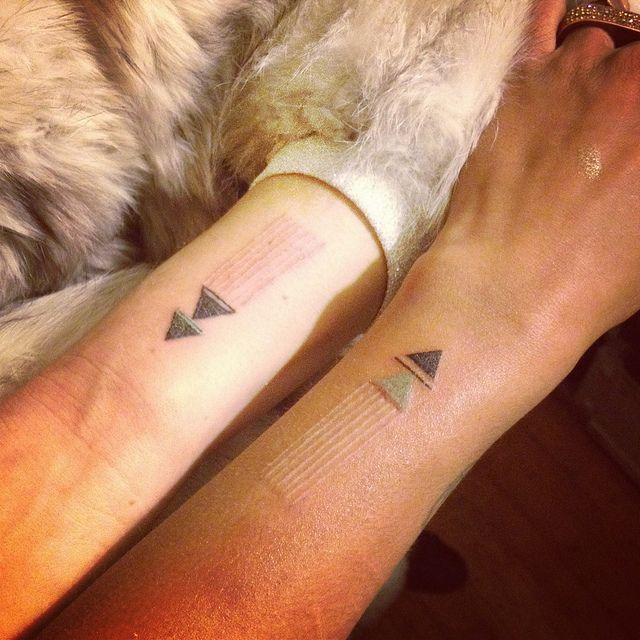 19 best images about stick and poke on pinterest crown for How to stick and poke tattoo