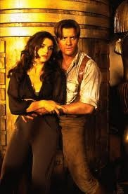 The Mummy - Rick and Evie