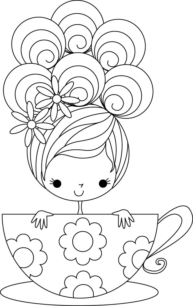 Coloring pages adults for ms paint - Ms