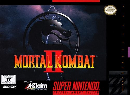 Play Mortal Kombat 2 Game on Super Nintendo SNES Online in your Browser. ➤ Enter and Start Playing NOW!