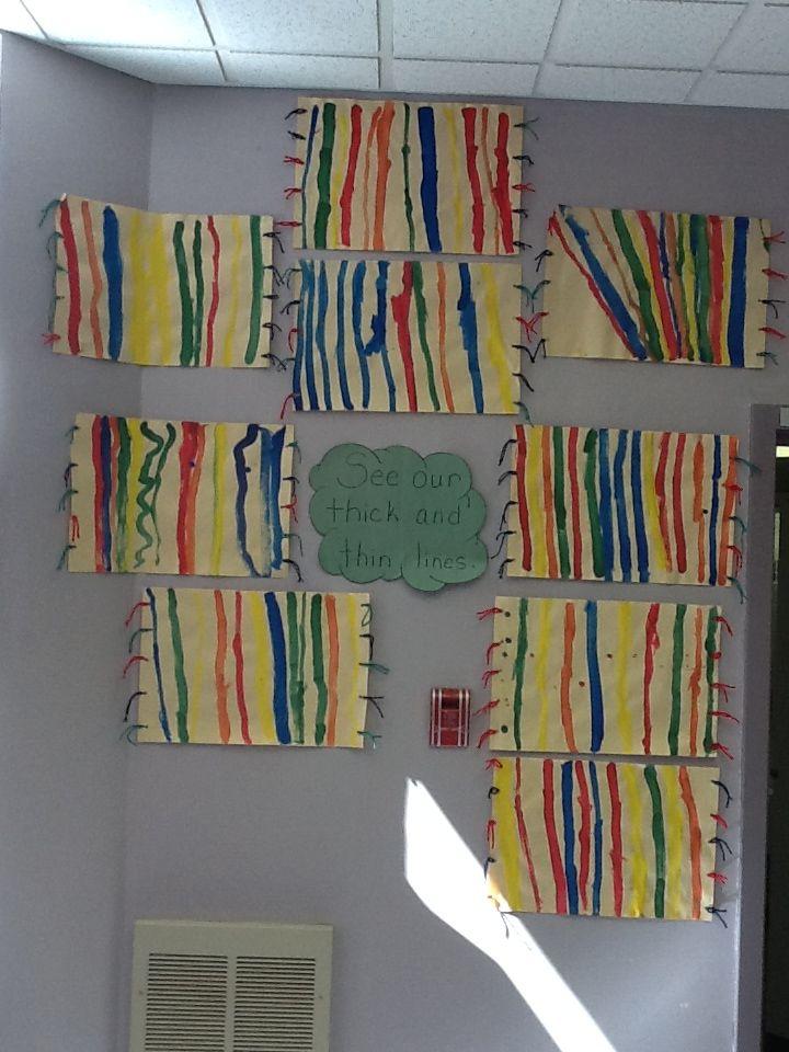 kindergarten - art projects