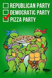 Image result for ninja turtles pizza meme                              …