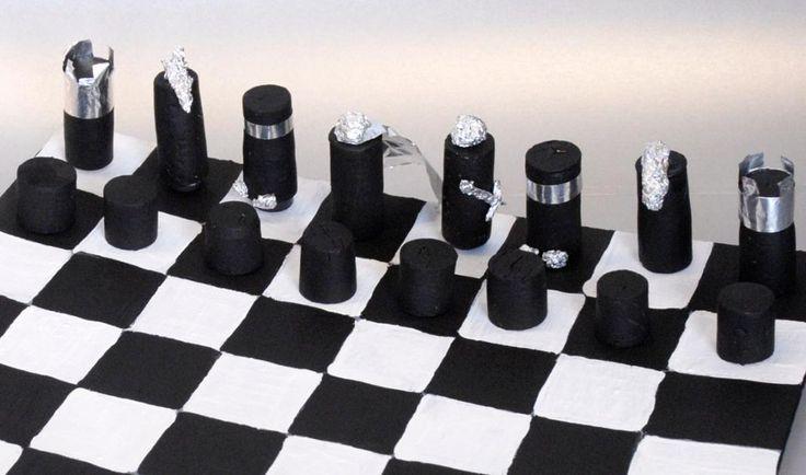 Schachspiel Anleitung