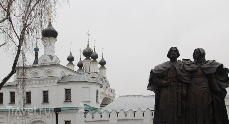 Муром. Посещение Троицкого и Благовещенского монастырей