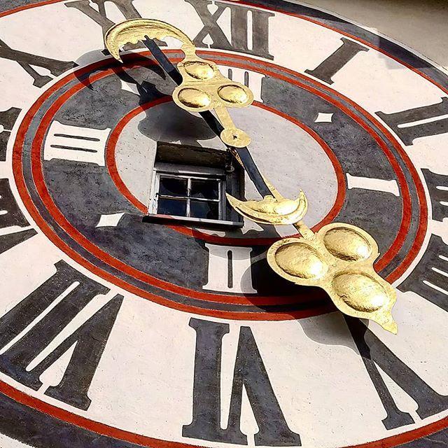 Uhrturm Uhr Graz Wahrzeichen Sightseeing Wirkiebengraz Visitgraz Igersgraz Iggraz Pictureoftheday Graz Steiermark W A