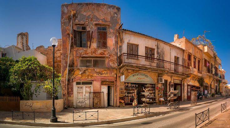 Οδός Σήφακα, στα Χανιά https://www.facebook.com/creteinsideme