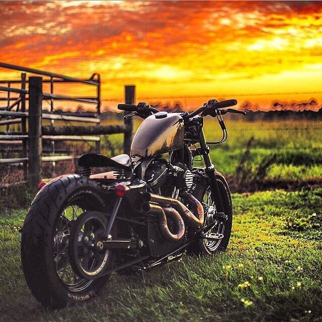 Forty Eight fromHarley-Davidson Indiaand FB