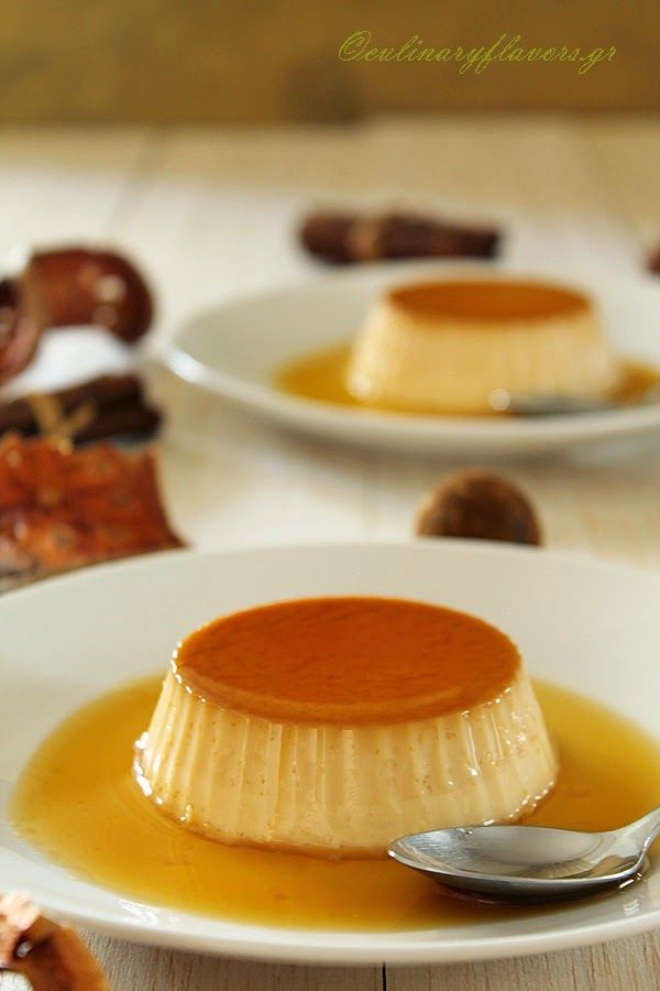 All Time Classic Crème Caramel