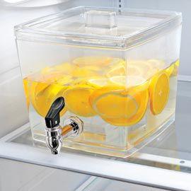1.5 Gallon Beverage Dispenser, Tap Beverage Dispenser | Solutions