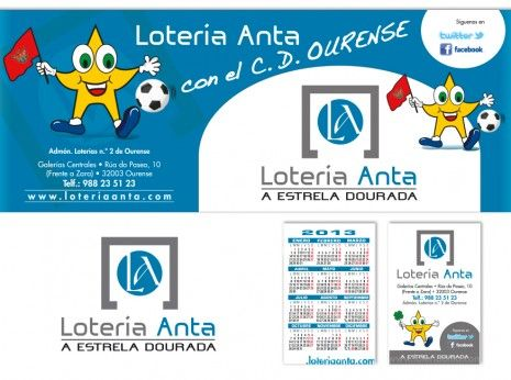 Imagen Corporativa de Loteria Anta