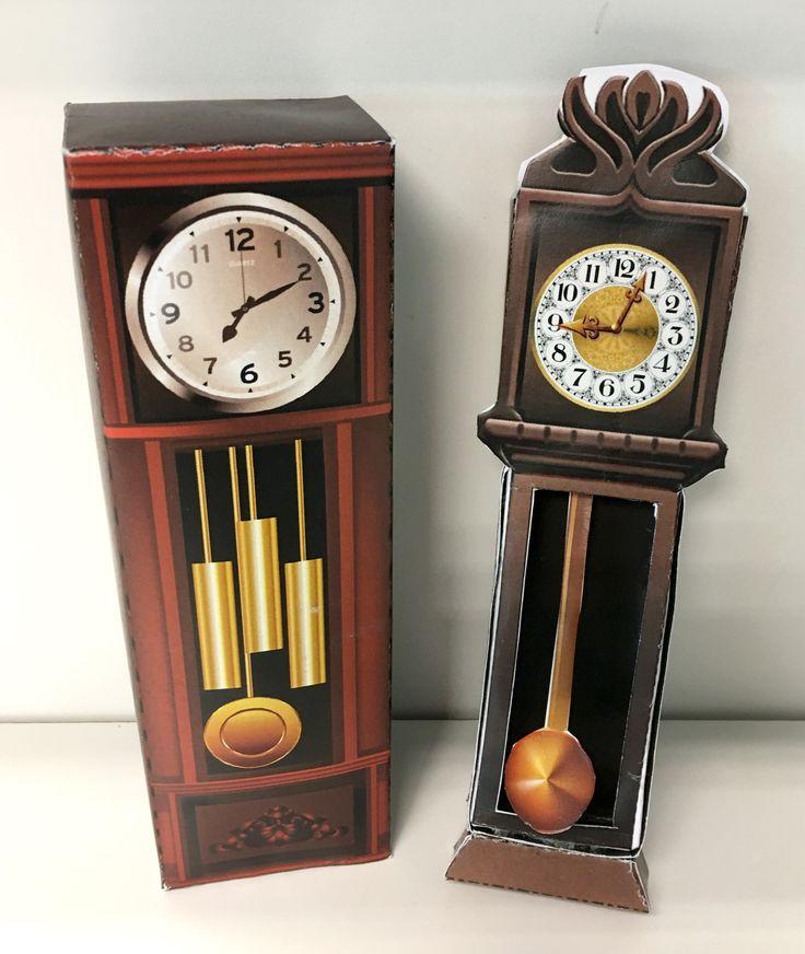 My improve version of My Grandfather Clocks - 2