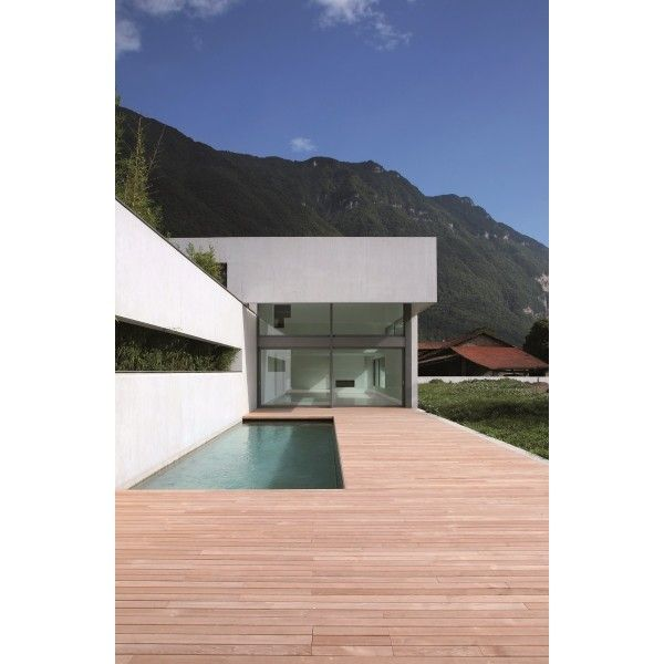 Wooden Decking IPE By Déco   The Italian Decking Company