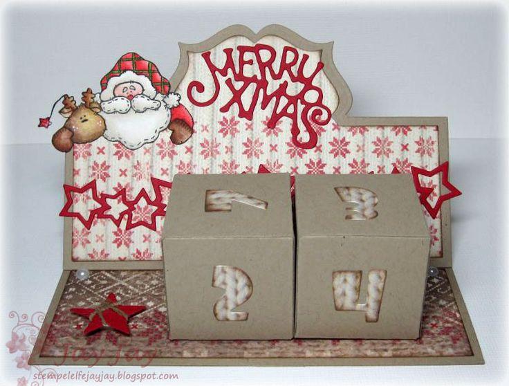 Der letzte Weihnachtscountdown