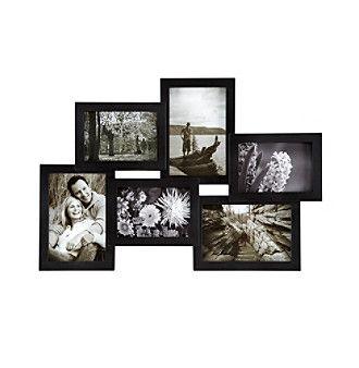 Malden Six Photo Collage Frame