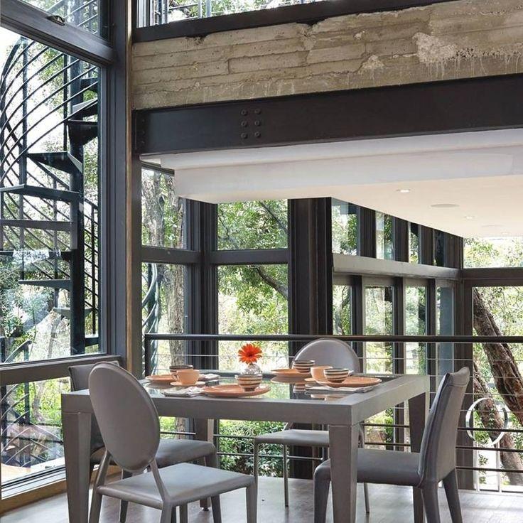 Современная резиденция Зеленый Фонарь от студии John Grable Architects