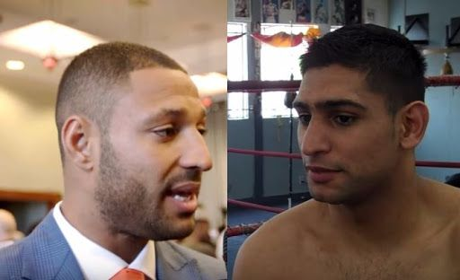 Amir Khan and Kell Brook Fight Negotiations Begin To Spill Out In Public - Boxing News and Views