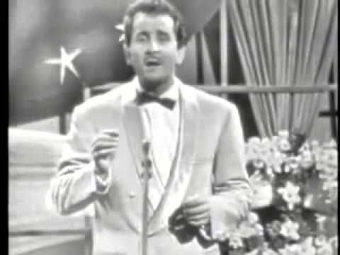 One of the most famous Italian songs: Volare by Domenico Modugno