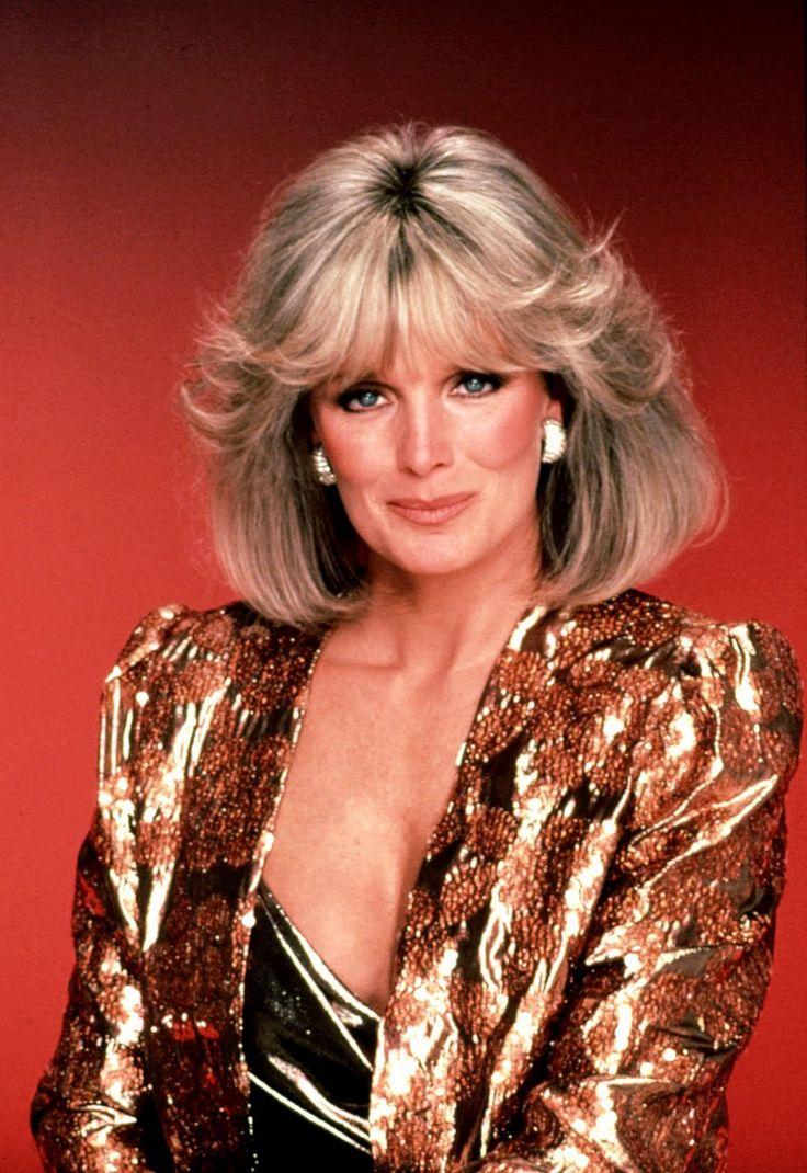 Linda evans boob tube pinterest 80s fashion for The carrington