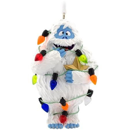 Hallmark Rudolph the Red-Nosed Reindeer Bumble The Abominable Snowman Christmas Ornament X
