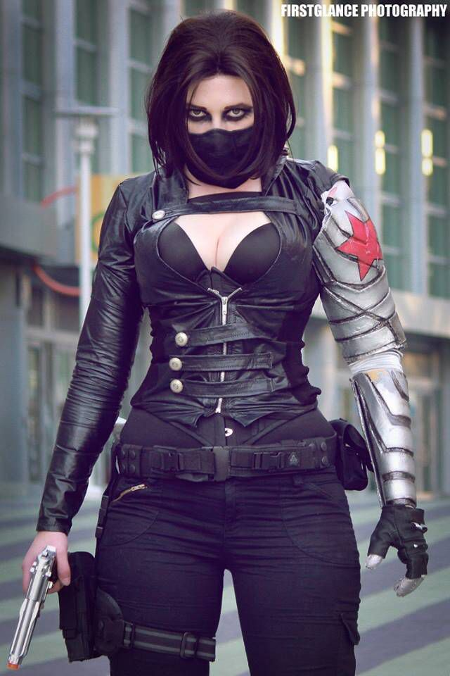 Best 25+ Winter soldier cosplay ideas on Pinterest | Edward elric ...