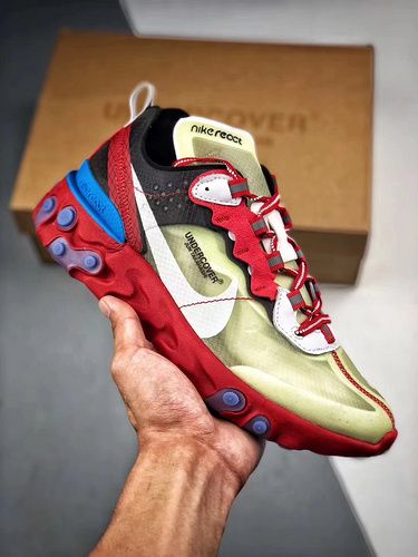 low priced 0883c 7b497 ... wholesale 4  undercover x nike upcoming react element 87 aq1813 340  yupoo