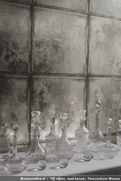 Klassiek & romantiek  Albemare is de nieuwe luxueuze collectie van Cole & Son,  waarbij klassiek en romantiek worden gecombineerd.  http://www.wonenonline.nl/interieur/12/vloer-wandbekleding-2012.html