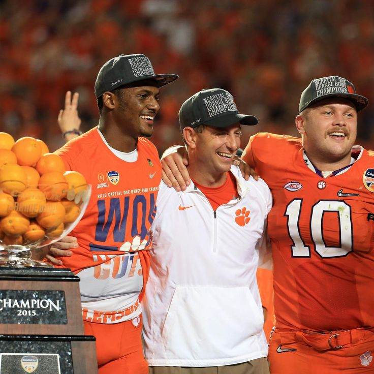 MIAMI GARDENS, Fla. —  I'm guessing ESPN's ratings-conscious brass won't agree with this, but I couldn't be happier to see Clemson playing for the national championship. The Tigers are new, fun and exciting...